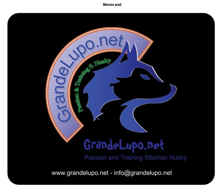 Mouse Pad GrandeLupo
